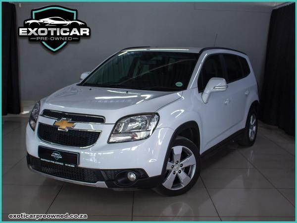 2013 Chevrolet Orlando 1.8 LS Gauteng Benoni_0
