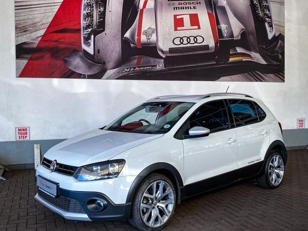 2015 Volkswagen Polo Cross 1.2 TSI Mpumalanga Middelburg_0