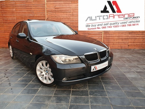 2006 BMW 3 Series 320i Exclusive e90  Gauteng Centurion_0