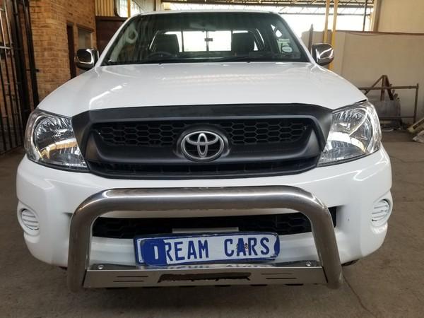 2011 Toyota Hilux 2.5 D-4d Srx Rb Pu Sc  Gauteng Johannesburg_0