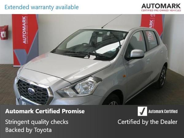 2019 Datsun Go 1.2 LUX Northern Cape Kimberley_0