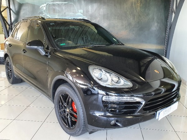 2012 Porsche Cayenne Diesel Tiptronic  Western Cape Goodwood_0