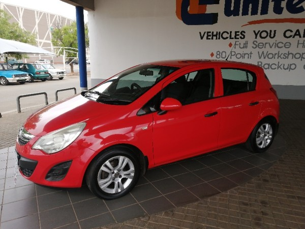 2011 Opel Corsa 1.4 Essentia 5dr  North West Province Klerksdorp_0