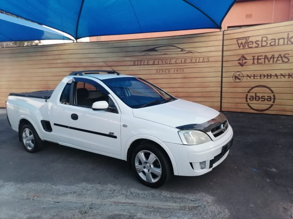 2009 Opel Corsa Utility 1.8i Pu Sc  Gauteng Rosettenville_0