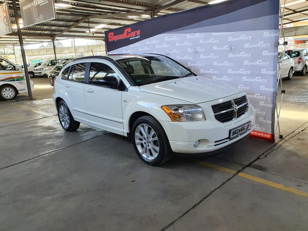 2011 Dodge Caliber 2.4 Sxt  Gauteng Pretoria_0