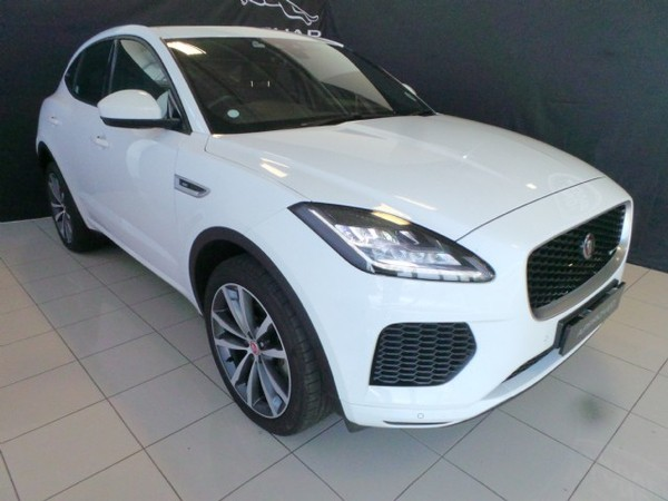 2018 Jaguar E-Pace 2.0D SE 132KW Kwazulu Natal Umhlanga Rocks_0
