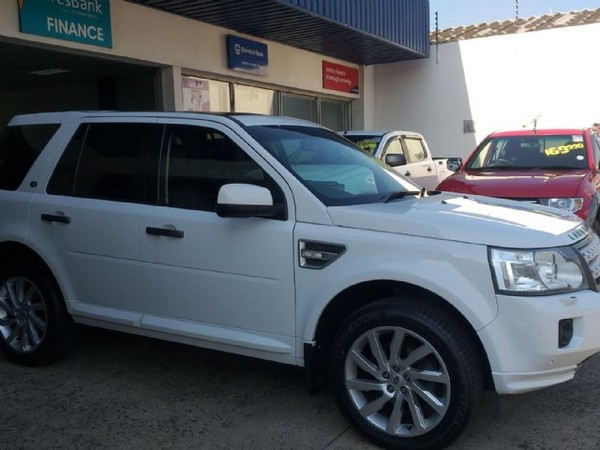 2011 Land Rover Freelander Ii 2.2 Sd4 Hse At  Kwazulu Natal Durban_0