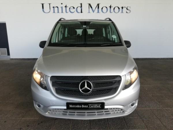 2020 Mercedes-Benz Vito 116 2.2 CDI Tourer Pro Auto Mpumalanga Secunda_0