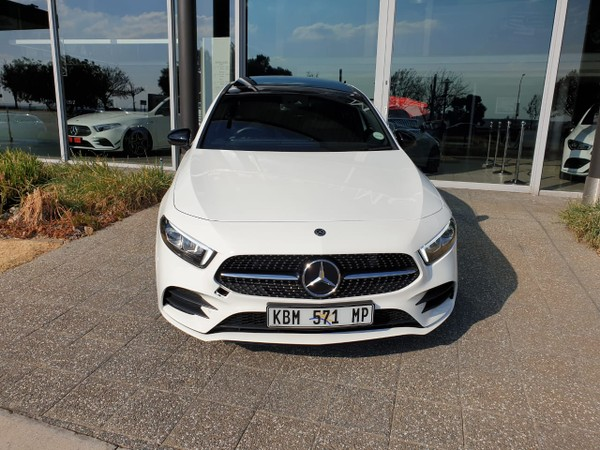 2020 Mercedes-Benz A-Class A200 4-Door Mpumalanga Secunda_0