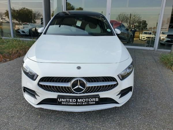 2020 Mercedes-Benz A-Class A200 4-Door Mpumalanga Secunda_0