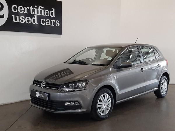 2019 Volkswagen Polo Vivo 1.4 Comfortline 5-Door Gauteng Roodepoort_0