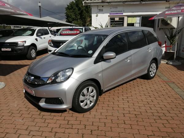2015 Honda Mobilio 1.5 Comfort Western Cape Cape Town_0