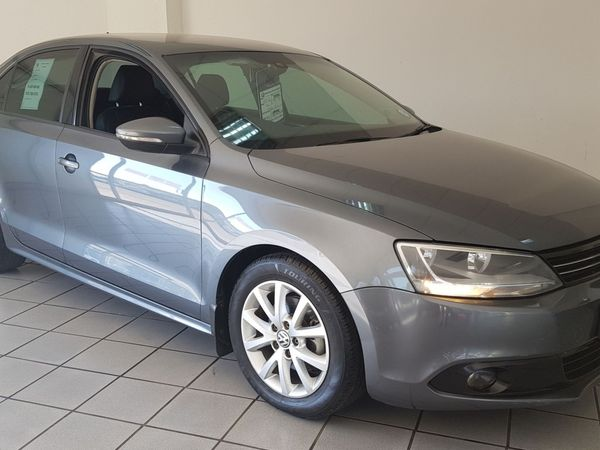 2012 Volkswagen Jetta Vi 1.4 Tsi Comfortline  Gauteng Carletonville_0
