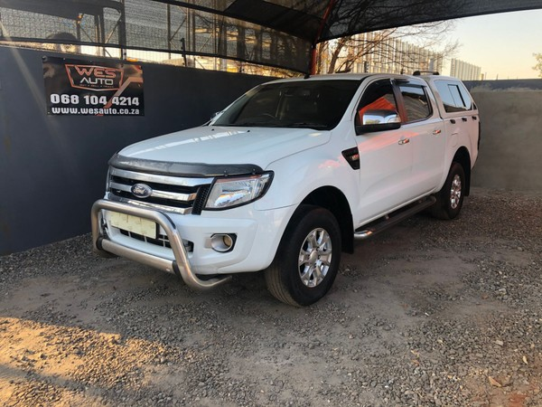 2013 Ford Ranger 4x2 North West Province Rustenburg_0