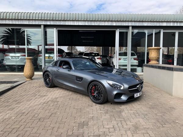 2016 Mercedes-Benz AMG GT GT S 4.0 V8 Coupe Mpumalanga Delmas_0
