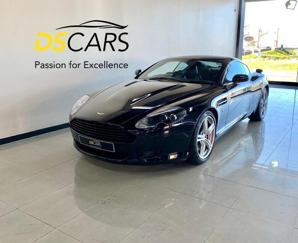2009 Aston Martin DB9 Coupe Touchtronic  Western Cape Century City_0
