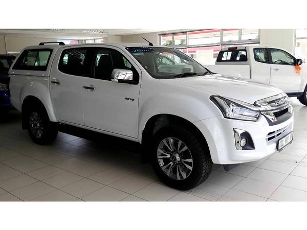 2020 Isuzu D-MAX 300 LX Auto Double Cab Bakkie Mpumalanga Secunda_0