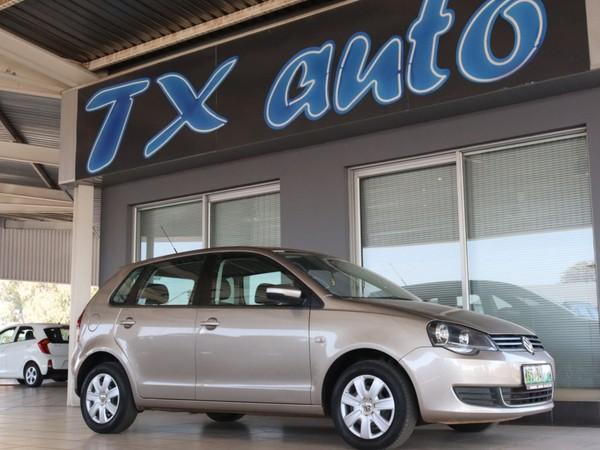 2017 Volkswagen Polo Vivo GP 1.4 Trendline 5-Door North West Province Potchefstroom_0