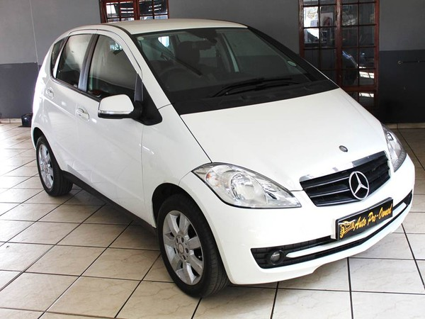 2010 Mercedes-Benz A-Class A 180 Classic At  North West Province Klerksdorp_0