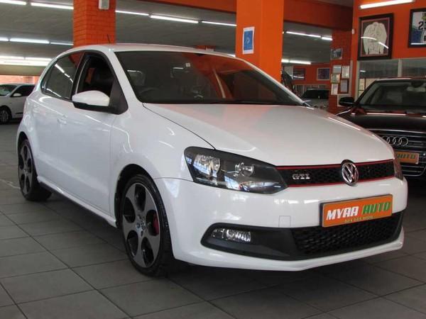 2011 Volkswagen Polo Gti 1.4tsi Dsg  Western Cape Cape Town_0