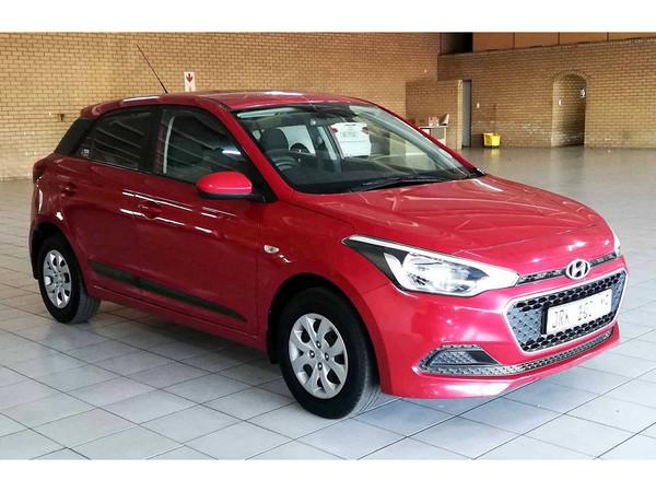 2017 Hyundai i20 1.4 Fluid Auto Mpumalanga Secunda_0