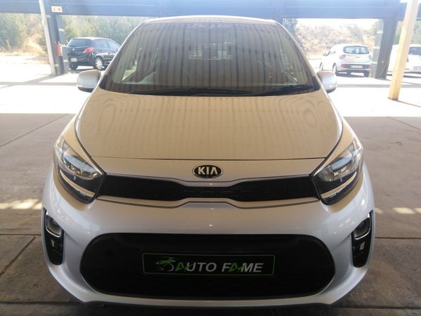 2018 Kia Picanto 1.2 Smart Gauteng Johannesburg_0