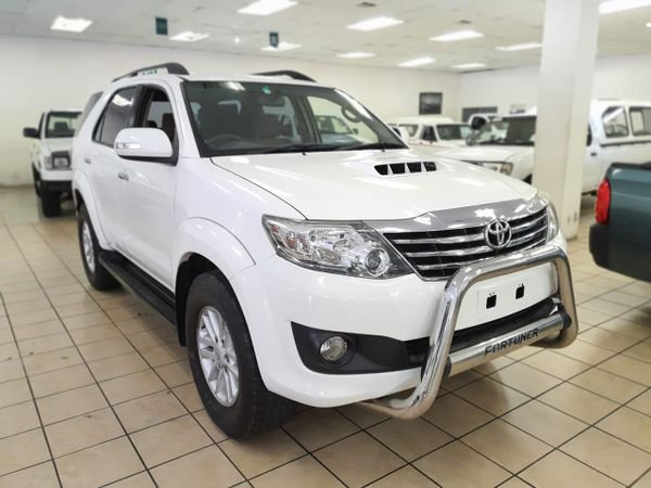 2012 Toyota Fortuner 2.5d-4d Rb  Kwazulu Natal Durban_0