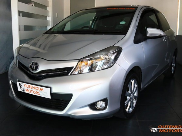 2012 Toyota Yaris 1.3 Xi 3dr  Eastern Cape Port Elizabeth_0