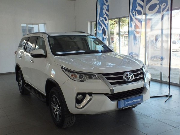 2019 Toyota Fortuner 2.4GD-6 4X4 Auto Western Cape Robertson_0