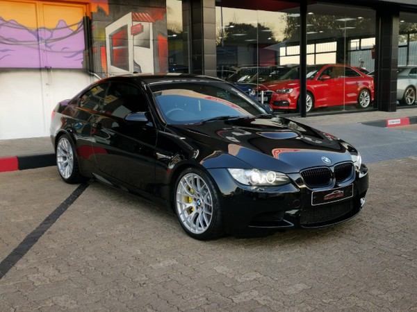 2011 BMW M3 Coupe M-dct  Gauteng Sandton_0