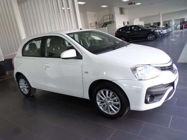 2018 Toyota Etios 1.5 Xs  Northern Cape Kimberley_0