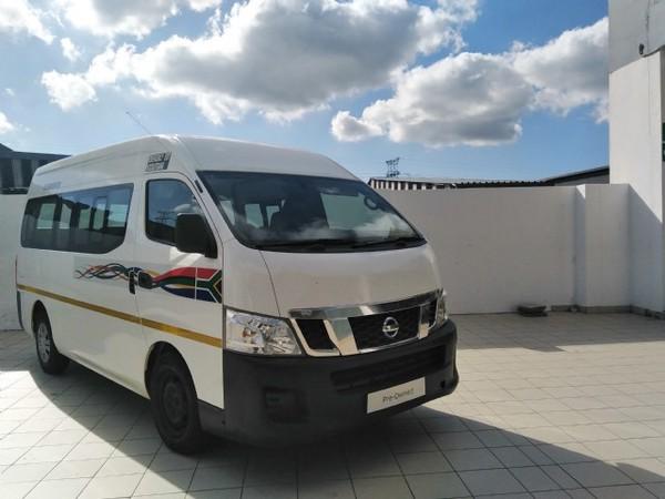 2016 Nissan NV350 2.5 16 Seat Kwazulu Natal Pinetown_0