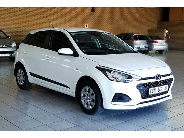 2020 Hyundai i20 1.2 Motion Mpumalanga Secunda_0