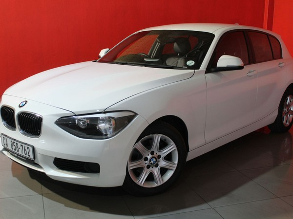 2014 BMW 1 Series 116i 5dr f20  Gauteng Springs_0