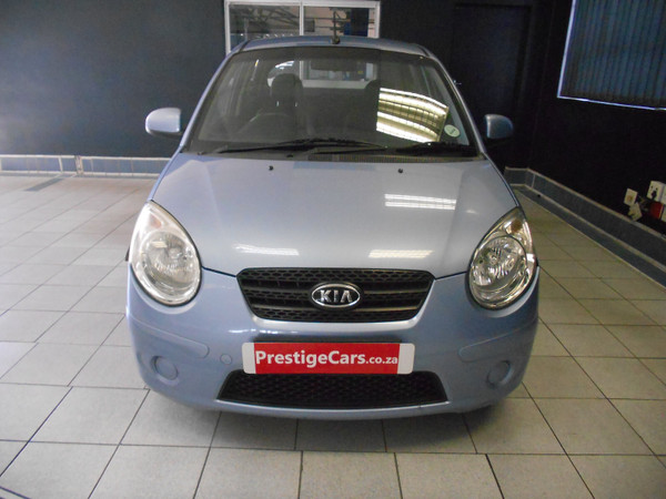 2010 Kia Picanto 1.1 Striker At  Kwazulu Natal Pinetown_0
