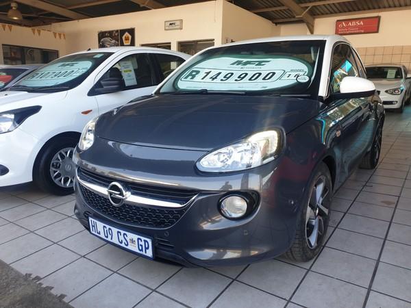 2016 Opel Adam 1.0T JAM 3-Door Gauteng Krugersdorp_0
