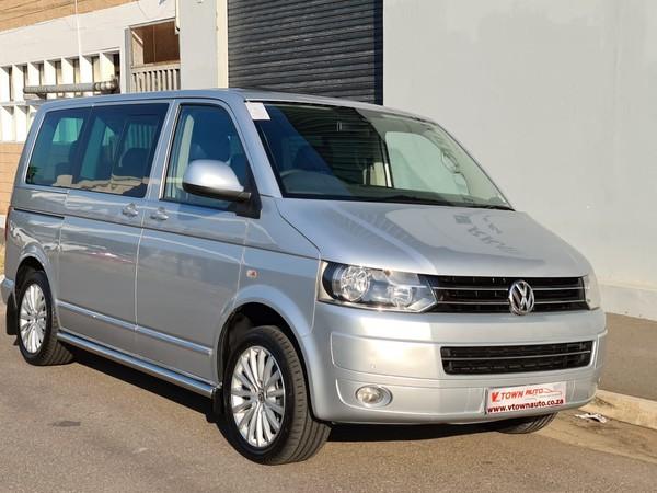 2011 Volkswagen Caravelle 2.0 Bitdi Dsg  Kwazulu Natal Durban_0