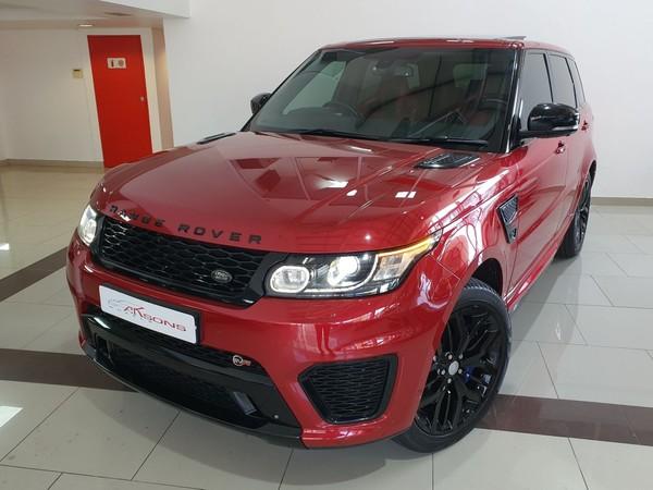 2015 Land Rover Range Rover Sport 5.0 V8 SC SVR Kwazulu Natal Durban_0
