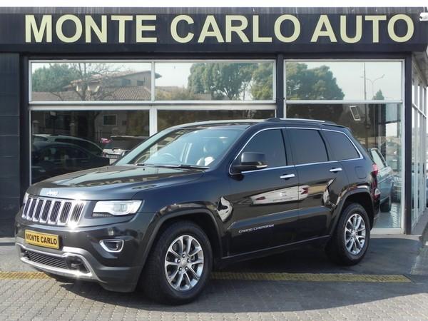 2016 Jeep Grand Cherokee 3.6 Limited Gauteng Sandton_0