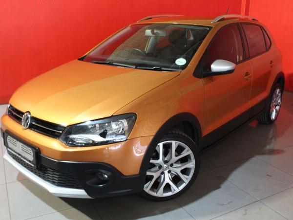 2016 Volkswagen Polo Cross 1.2 TSI Gauteng Springs_0