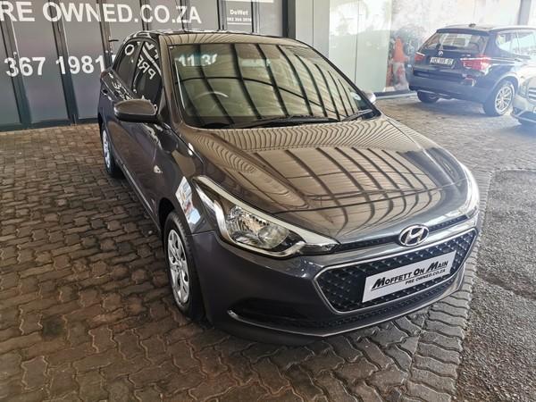 2016 Hyundai i20 1.2 Motion Eastern Cape Port Elizabeth_0