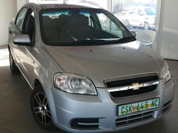 2010 Chevrolet Aveo 1.5 Ls 5dr  Western Cape Bloubergstrand_0