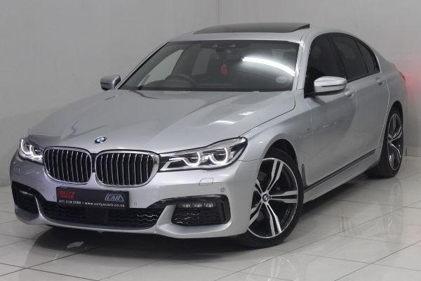 2016 BMW 7 Series 730d M Sport Gauteng Nigel_0