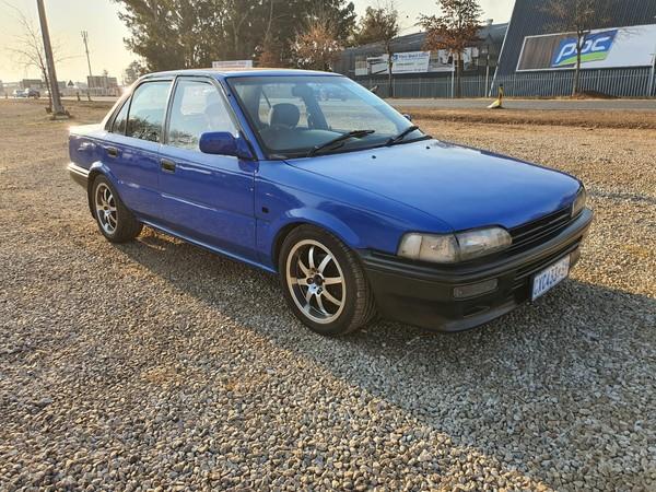 1995 Toyota Corolla 160i Gle  Gauteng Lenasia_0