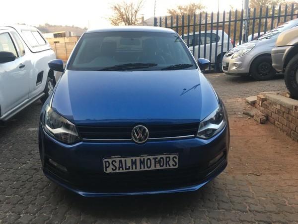 2018 Volkswagen Polo Vivo 1.0 TSI GT 5-Door Gauteng Johannesburg_0