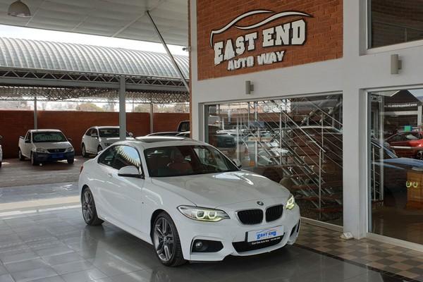 2016 BMW 2 Series 220i M Sport Auto North West Province Rustenburg_0
