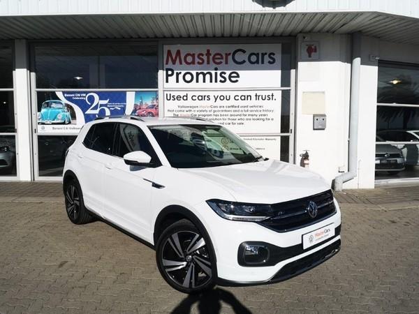 2020 Volkswagen T-Cross 1.0 TSI Highline DSG Gauteng Johannesburg_0