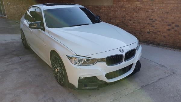 2014 BMW 3 Series 330d M Sport Line At f30  Gauteng Kempton Park_0
