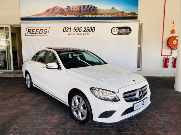 2020 Mercedes-Benz C-Class C180 Auto Western Cape Goodwood_0