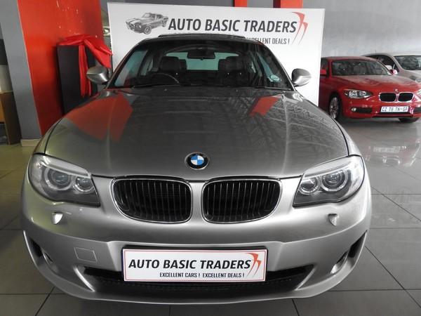 2013 BMW 1 Series 125i Coupe At  Gauteng Pretoria_0